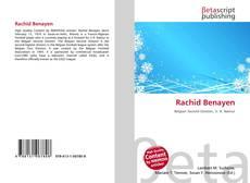 Bookcover of Rachid Benayen