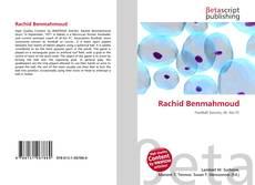 Bookcover of Rachid Benmahmoud