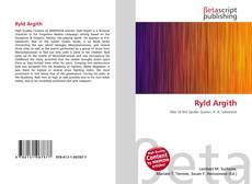 Capa do livro de Ryld Argith