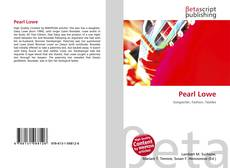 Bookcover of Pearl Lowe