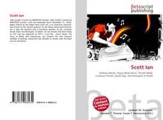 Buchcover von Scott Ian