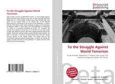 Copertina di To the Struggle Against World Terrorism