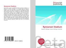Rynearson Stadium kitap kapağı