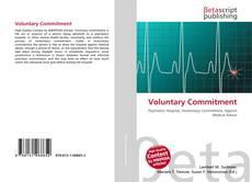 Voluntary Commitment的封面
