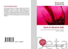 Portada del libro de Unit of Alcohol (UK)