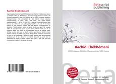 Bookcover of Rachid Chékhémani