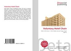 Bookcover of Voluntary Hotel Chain