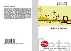 Sabrina Simoni kitap kapağı