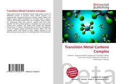 Bookcover of Transition Metal Carbene Complex