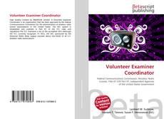 Borítókép a  Volunteer Examiner Coordinator - hoz