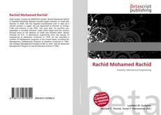 Bookcover of Rachid Mohamed Rachid