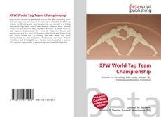 XPW World Tag Team Championship的封面