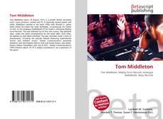 Capa do livro de Tom Middleton