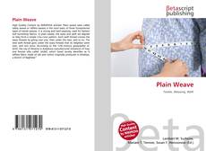 Bookcover of Plain Weave