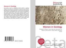 Borítókép a  Women in Geology - hoz