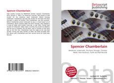 Copertina di Spencer Chamberlain