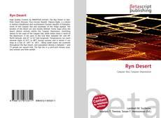 Bookcover of Ryn Desert