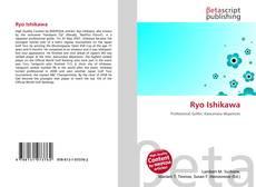 Ryo Ishikawa kitap kapağı