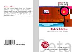 Bookcover of Rachna Gilmore