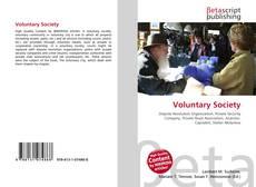 Voluntary Society的封面