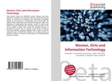 Обложка Women, Girls and Information Technology