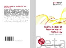 Bookcover of Rachna College of Engineering and Technology