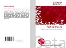 Bookcover of Rachna Khanna