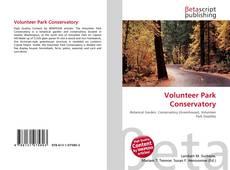 Capa do livro de Volunteer Park Conservatory