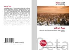 Bookcover of Yakup Ağa