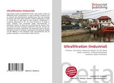 Bookcover of Ultrafiltration (Industrial)
