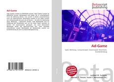 Buchcover von Ad-Game