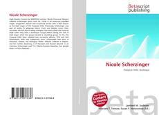 Nicole Scherzinger kitap kapağı