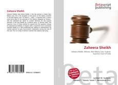 Portada del libro de Zaheera Sheikh