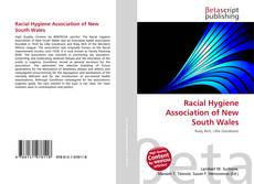 Bookcover of Racial Hygiene Association of New South Wales