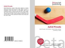 Capa do livro de Zahid Pirzada