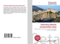 Обложка Voluntary Marine Conservation Area