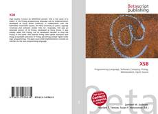 Bookcover of XSB