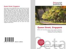 Bookcover of Queen Street, Singapore