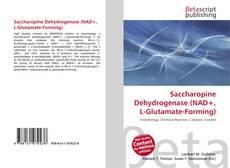 Saccharopine Dehydrogenase (NAD+, L-Glutamate-Forming)的封面