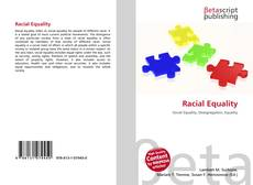 Buchcover von Racial Equality