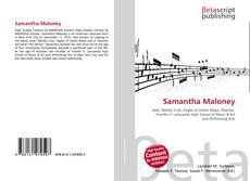 Bookcover of Samantha Maloney