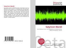 Обложка Satyricon (Band)