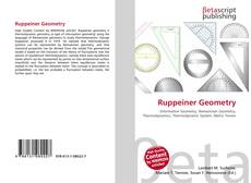 Bookcover of Ruppeiner Geometry