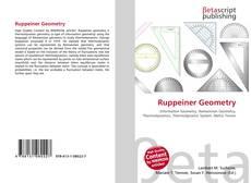 Borítókép a  Ruppeiner Geometry - hoz