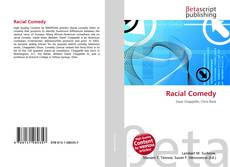 Bookcover of Racial Comedy