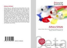 Copertina di Zahara Schatz
