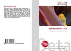 Capa do livro de Racial Democracy