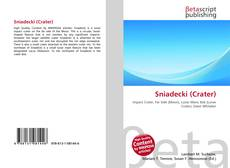 Bookcover of Sniadecki (Crater)