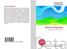 Bookcover of Racial Integration