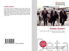 Buchcover von Valdez Airport